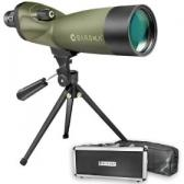 Barska Blackhawk 20-60x60 Waterproof Straight Spotting Scope Review