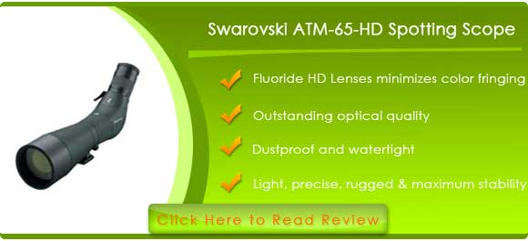 Swarovski ATM-65- HD Spotting Scope